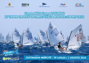 Coppa Aico Coppa Touring – IV tappa Trofeo Kinder+Sport 2016