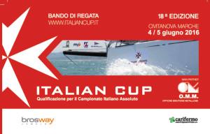 Italian Cup – 4 / 5 giugno 2016