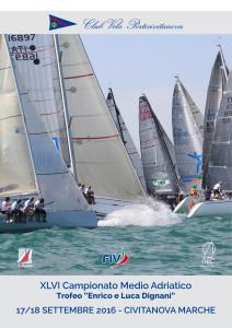 """Campionato del Medio Adriatico """"Trofeo Enrico e Luca Dignani"""" 17 / 18 settembre"""