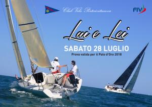 """""""LUI & LEI"""" – 28/07/2018"""