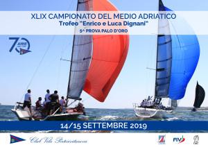 """Campionato del Medio Adriatico """"Trofeo Enrico e Luca Dignani"""""""