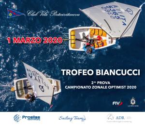 TROFEO BIANCUCCI CLASSE OPTIMIST – 01 MARZO 2020