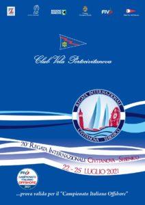 Regata internazionale CIVITANOVA – SEBENICO – 22 / 25 luglio 2021