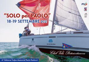 """""""Solo per Paolo"""" – regata in solitario"""